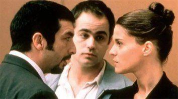 Ricardo Darín, Gastón Pauls y Leticia Brédice en una escena icónica del filme de 2020 que dejó una huella indeleble en el cine argentino e internacional.