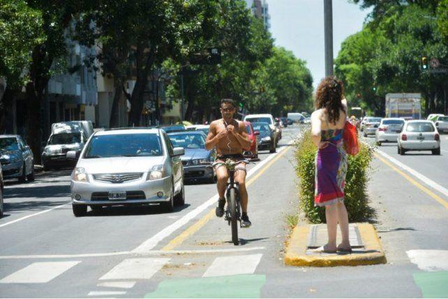 El pronóstico indica que Rosario espera unos días con máximas de 30 grados.