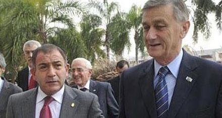 Luis Juez: A Ricardo Alfonsín le quedan grandes el traje y las conductas de su padre