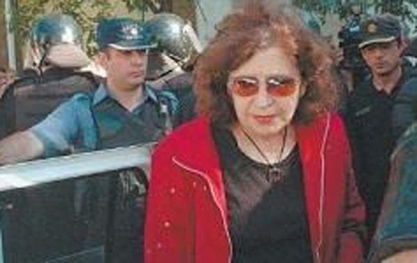 Retirada. La jueza sancionada presentó su jubilación el último día de 2013.