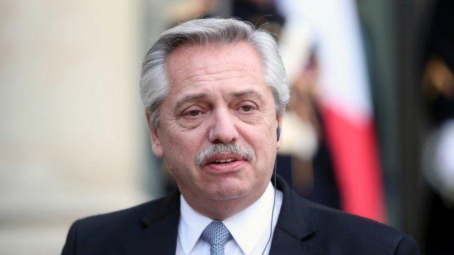 Fernández aseguró que no quiso causar dolor a las victimas del terrorismo de Estado