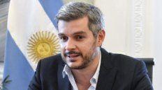Marcos Peña. Jefe de Gabinete.