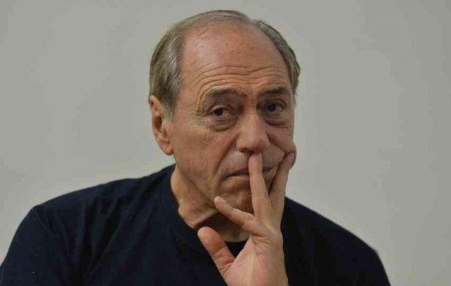 Eugenio Zaffaroni también arremetió contra los medios de comunicación.