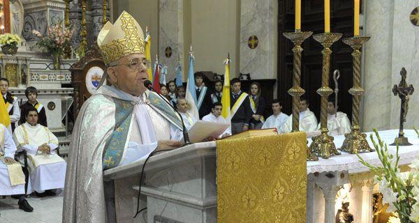 Mollaghan pidió cautela ante la aparición de la figura de un Cristo en un negocio de Fisherton