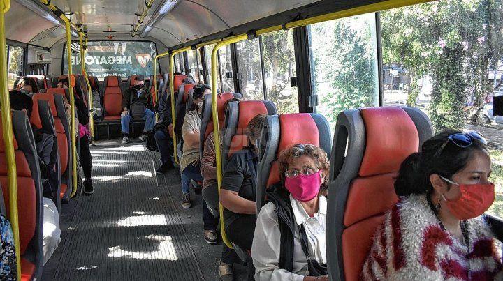 El transporte en la pandemia de coronavirus