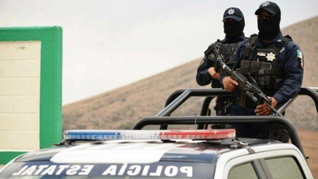 Zacatecas. Pelearon los del Cártel del Golfo con los de los Zetas.