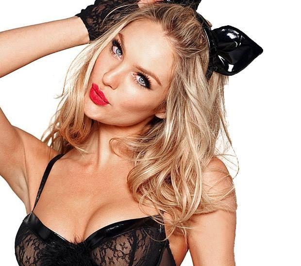 Candice Swanepoel tiene 25 años. Según Maxim