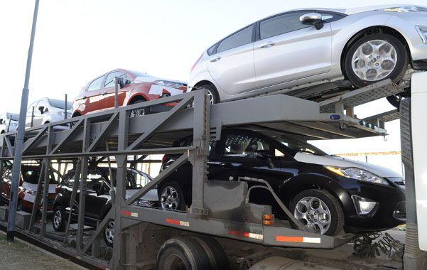 Autos. La demanda de autos