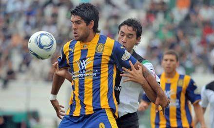 Con un doblete de Rivero, Central cortó la mala racha y derrotó por 2 a 1 a Belgrano