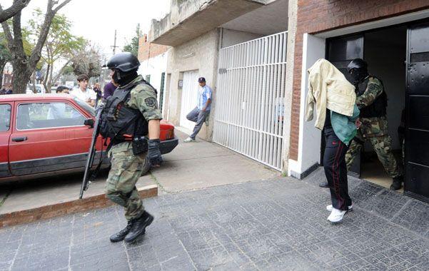 Preso. Diego Panadero Ochoa fue detenido en su casas el 20 de agosto de 2013 y permanece con prisión preventiva.