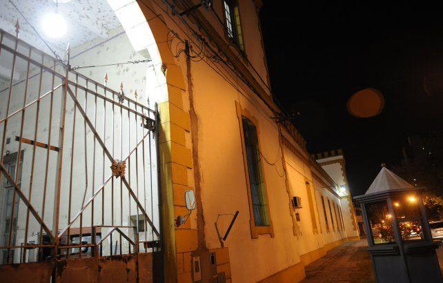 La cárcel ubicada en Zeballos y Riccheri fue anoche escenario de una pelea entre presos.