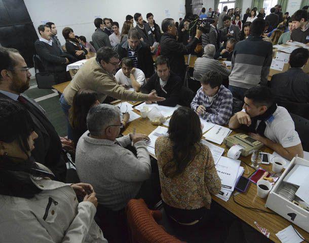 El proceso electoral respetó las garantías de todos los participantes