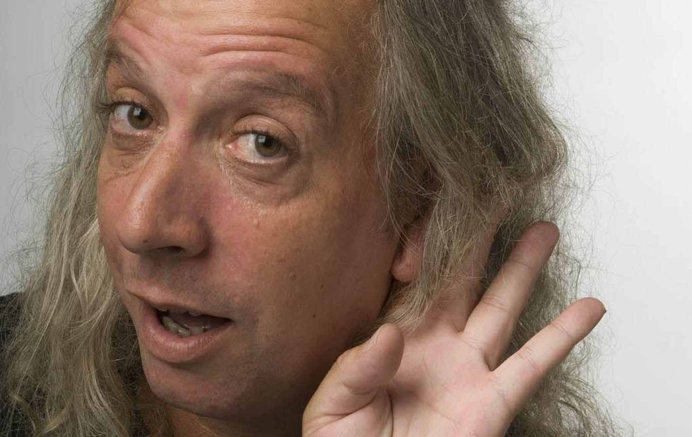 El actor desafió a quienes lo cuestionan por hacer humor desde la TV Pública.