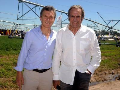 Reutemann decidió sumarse al armado político que encabeza Mauricio Macri.