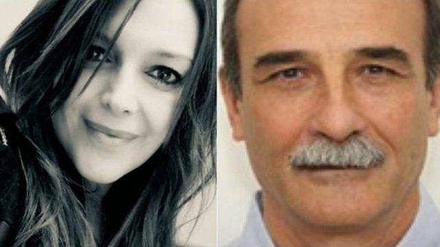 María Rosa Fullone y Carlos Sereday