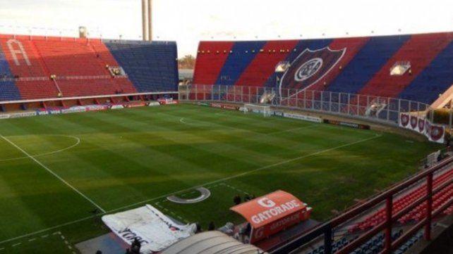 El estadio de San Lorenzo
