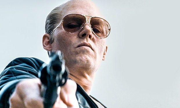 Depp interpreta a Bulger