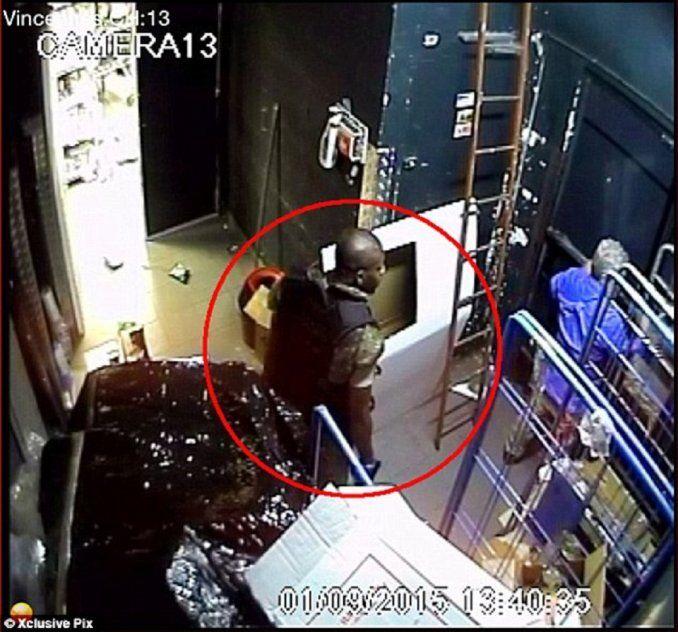 Difundieron las primeras imágenes del ataque al supermercado kosher