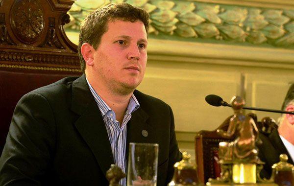 EL diputado provincial macrista cuestionó las declaraciones de Binner.