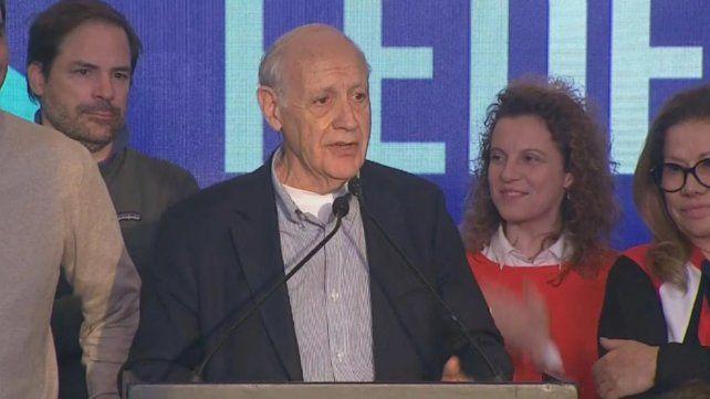 Lavagna: Somos definitivamente la tercera fuerza de Argentina