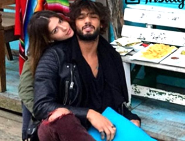 China Suárez y el modelo brasileño Marlon Teixeira viven un intenso romance