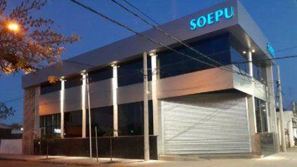Soepu. El sindicato de los petroquímicos del Cordón industrial negocia un nuevo Convenio colectivo de trabajo.