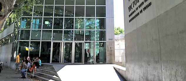 El nene accidentado fue sometido a una neurocirugía de dos horas en el Hospital Vilela.