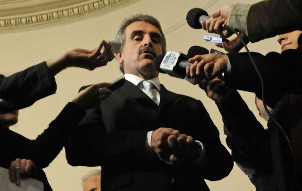El legislador santafesino Agustín Rossi participó de una audiencia pública para debatir el voto desde los 16 años.