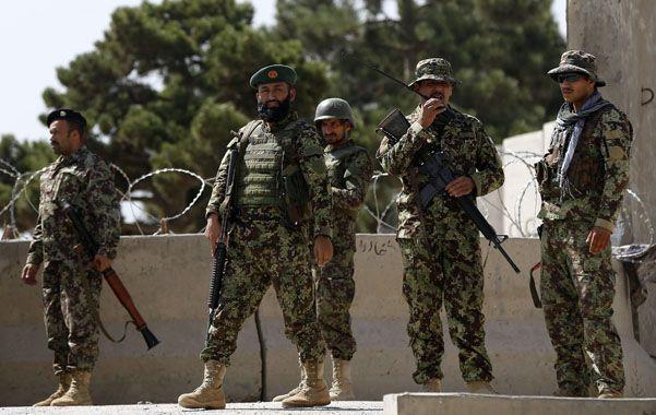 Falleció un general de EEUU durante un tiroteo en Afganistán
