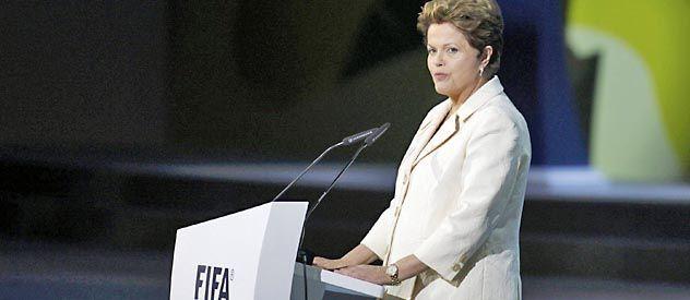 """Brasil """"tiene todas las condiciones"""" de organizar un excelente Mundial 2014"""