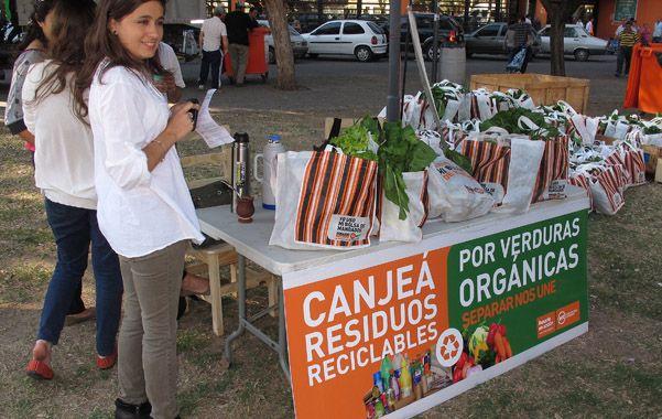 La iniciativa se puso en marcha el pasado 22 de agosto en la esquina de San Martín y Ayolas.