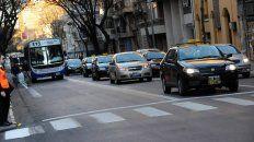 El municipio registró una merma de mil taxis en la ciudad.