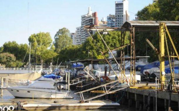 Gran balcón. La obra contempla liberar 300 metros de costa donde se hará un paseo peatonal.