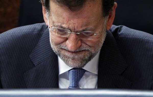Los profundos recortes anunciados este mes terminaron por erosionar la popularidad de Rajoy.