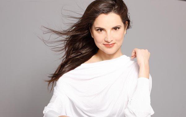 Virginia Tola. La soprano canta hoy en El Círculo con la Orquesta Provincial y también el sábado en Buenos Aires.