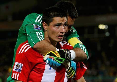Nunca antes cuatro selecciones sudamericanas llegaron a cuartos de final