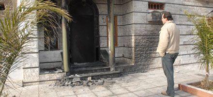 Atentan por segunda vez contra la casa del presidente comunal de Alvear