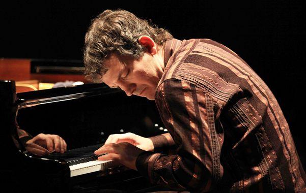 Mehldau tocará por segunda vez en Rosario. Ya lo hizo en 2009 con su concierto de piano solo en el Parque de España.