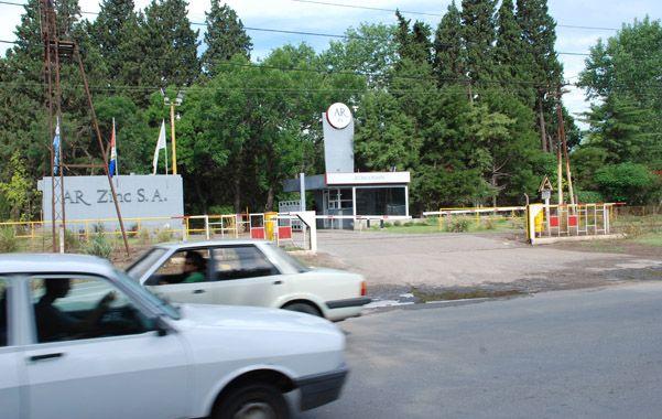 Insalubre. La planta de Fray Luis Beltrán tiene 320 operarios y llegó a casi un 20 por ciento de ausentismo.