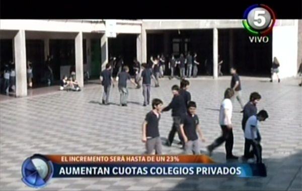 El tope para los aumentos en colegios privados subiría entre el 21 y el 23 por ciento