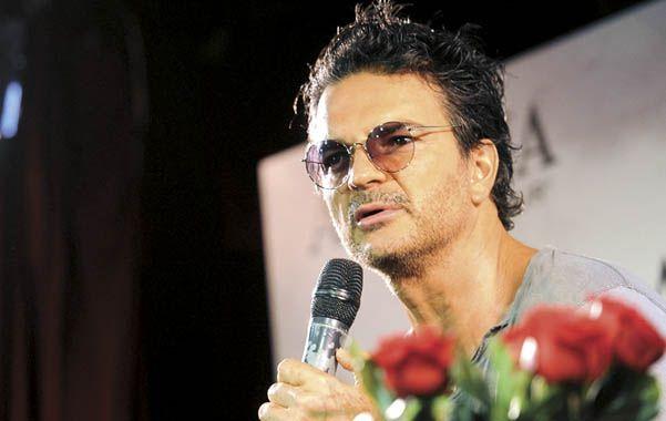 Guatemalteco. El cantante actuará en Rosario durante septiembre.