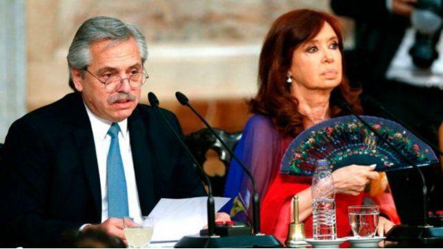 Alberto Fernández prometió el envío de un proyecto de interrupción voluntaria del embarazo.