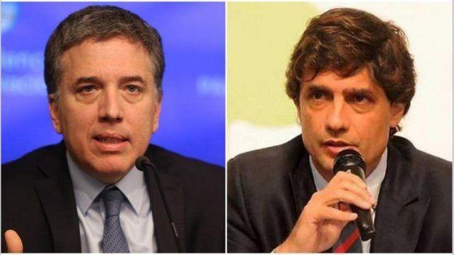 Dujovne asumió en enero de 2017 y fue clave en el acuerdo con el FMI. Lacunza debe ahora lidiar con ese pacto y una inflación desbordada.