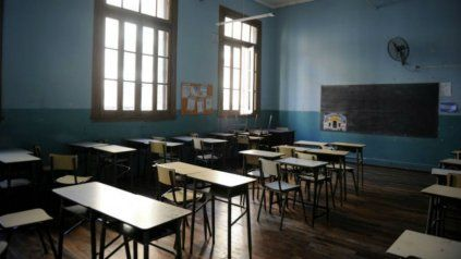 Los docentes privados vuelven a las escuelas a partir de mañana