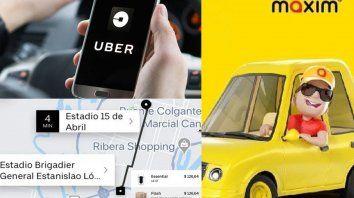 Tras el desembarco de Uber en Santa Fe, ahora la compañía de traslados busca iniciar su actividad en Rosario. Además, otra empresa internacional como Maxim, anuncia su llegada a la capital provincial.