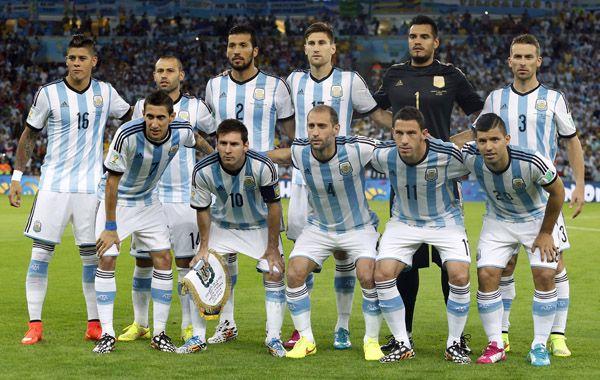 El equipo argentino embolsará unos 6 millones de pesos cada uno si traen la copa al país.