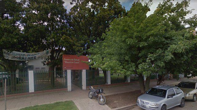 Robaron un centro de salud frente a una comisaría