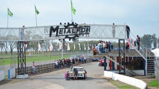 El autódromo Juan Oria de Marcos Juárez vuelve a recibir a los zonales de las Agrupadas.