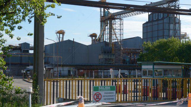 La empresa Vicentin está intervenida desde ayer jueves.