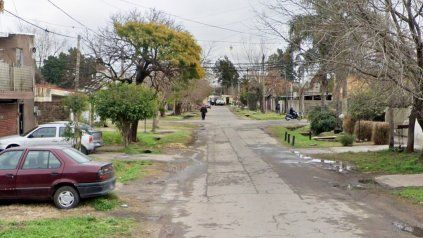 Balearon la casa del hermano de Ema Pimpi Sandoval en barrio Casiano Casas